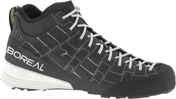 Boreal Flyers Mid Walking/Approach Shoes, UK 12 Graphite