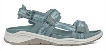 Ecco Womens X-Trinsic Women's Sandal, Uk 6 Trellis/Eggshell Blue