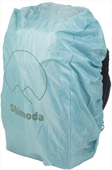Shimoda Explore Rain Cover Backpack Accessory, 30L - 40L Blue