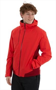 Head Summit Ski/Snowboard Jacket, M Red/Burgundy