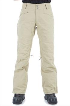 Dakine Westside Insulated Women's Ski/Snowboard Pants, S Stone
