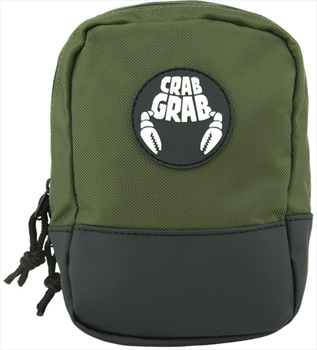 Crab Grab Snowboard Backpack Binding Bag, One Size Army Green