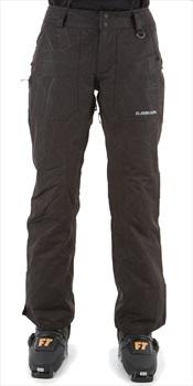 Armada Lenox Insulated Women's Ski/Snowboard Pants, S Banana Leaf
