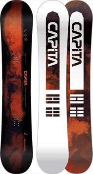 Capita Supernova Hybrid Camber Snowboard, 156cm 2021