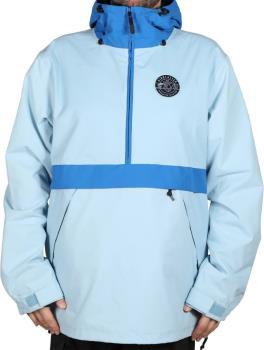 Airblaster Men's Trenchover Ski/Snowboard Anorak Jacket, M Max Blue