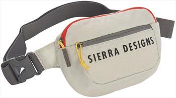 Sierra Designs 2L Fanny Pack Bumbag, 2L Birch Red