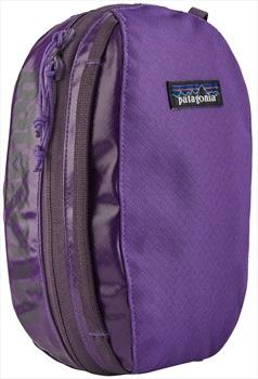 Patagonia Small Black Hole Cube Duffel Travel Bag, 3L Purple
