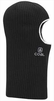 Coal The Knit Clava Ski/Snowboard Balaclava, One Size Black