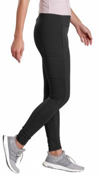 Kuhl Travrse Women's Leggings, M Raven