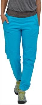 Patagonia Womens Caliza Women's Rock Climbing Trousers, L Joya Blue