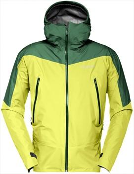 Norrona Falketind Gore-Tex Waterproof Jacket, S Sulphar Spring