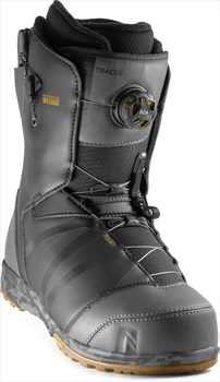 Nidecker Tracer Focus Boa Snowboard Boots, UK 11 Black 2020