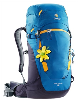 deuter Rise Lite 26 SL Alpine Touring Backpack, 26L Coolblue Blueberry