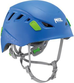 Petzl Picchu Kids Climbing & Cycling Helmet 48-54cm Blue