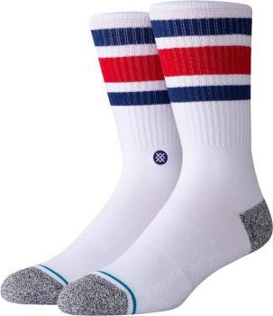 Stance Boyd Staple Crew Skate Socks, L Blue