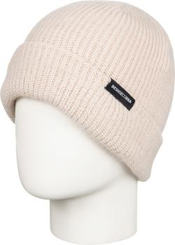 DC Hazy Women's Ski/Snowboard Cuffed Beanie Hat, Grey Morn