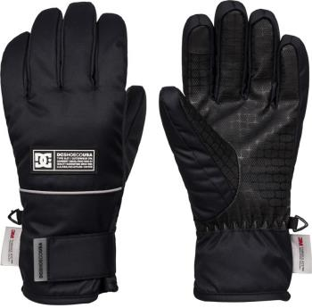 DC Franchise Women's Ski/Snowboard Gloves, L Black
