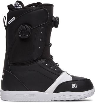 DC Lotus Women's Dual Boa Snowboard Boots, UK 5.5 Black 2021