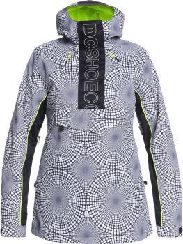 DC Envy Anorak Women's Ski/Snowboard Jacket, XS Opticool