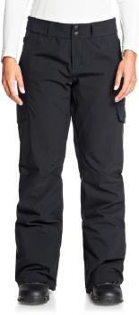 DC Nonchalant Insulated Women's Ski/Snowboard Pants, S Black