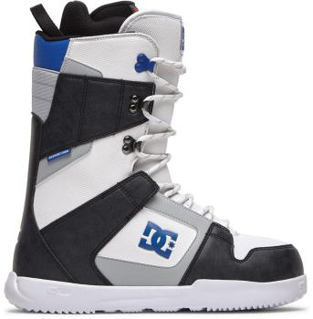 DC Phase Lace Snowboard Boots, UK 9.5 White 2021