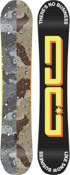 DC Ply Hybrid Camber Snowboard, 153cm 2021