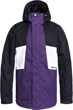 DC Defy Ski/Snowboard Insulated Jacket, M Grape