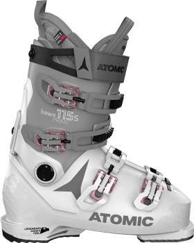 Atomic Hawx Prime 115 S W Women's Ski Boots, 23/23.5 Light Grey 2021