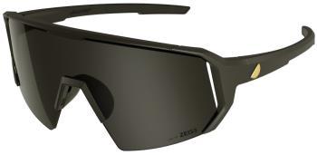 Melon Adult Unisex Alleycat Smoke Performance Sunglasses, M/L Black/Gold