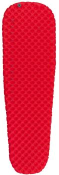 Sea to Summit Comfort Plus Insulated Mat Camping Airbed, Large Red