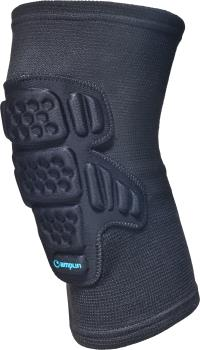 Amplifi Knee Sleeve Ski/Snowboard Protection Knee Pads, M Black