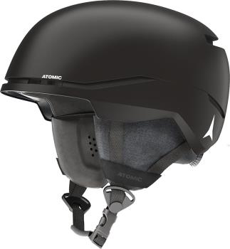 Atomic Four AMID Ski/Snowboard Helmet, S Black