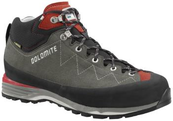 Dolomite Torq Lite GTX Hiking Boots, UK 10.5 Anthracite/Scarlet