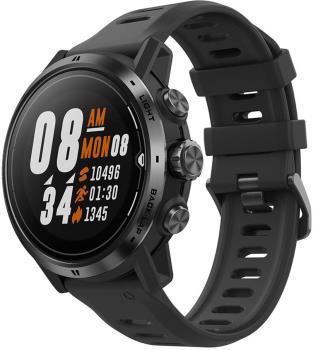 """COROS Apex Pro Premium Multisport GPS Watch, 1.2"""" Black"""