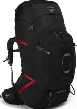 Osprey Aether Plus 100 S/M Expedition Backpack, 98L Black