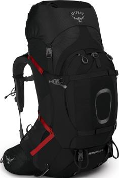 Osprey Aether Plus 60 S/M Expedition Backpack, 58L Black
