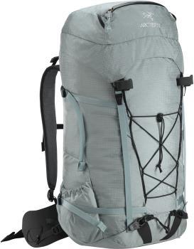 Arcteryx Alpha AR 55 Short Alpine/Climbing Backpack, 55L Pegasus