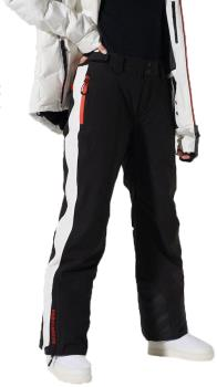 Superdry Alpine Women's Ski/Snowboard Pants, UK 8 Black