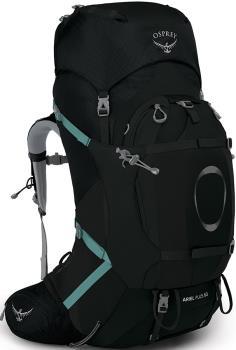 Osprey Ariel Plus 60 Women's XS/S Backpack, 58L Black