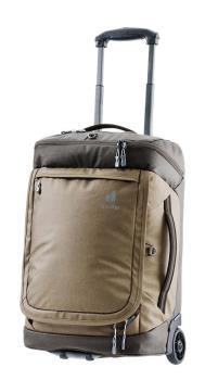 Deuter AViANT Duffel Pro Movo 36 Wheeled Travel Bag 36L Clay/Coffee