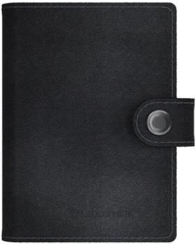 Led Lenser Lite Wallet Leather Travel Case/LED Torch, 150 Lms Black