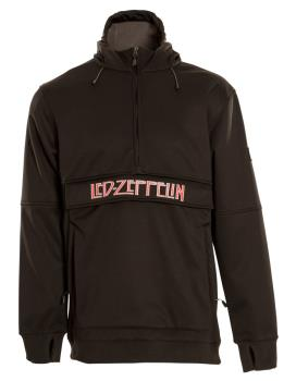 Sessions Adult Unisex Nighthawk Technical Pullover Hoodie, M Led Zeppelin