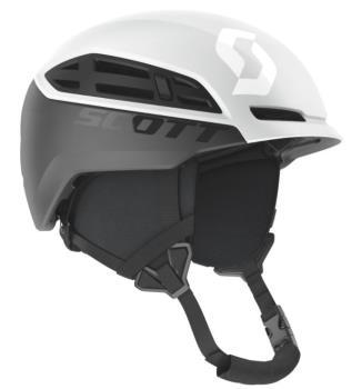 Scott Couloir Mountain Ski/Snowboard Helmet, L Black/White 2021