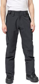 FW Adult Unisex Catalyst 2l Snowboard/Ski Pants, M Slate Black