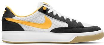 Nike SB Adversary Men's Skate Shoes, Uk 13 Black/White/Gold
