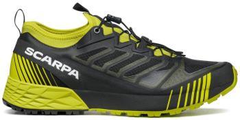 Scarpa Ribelle Run Trail Running Shoe, UK 7 1/4, EU 41 Black/Lime