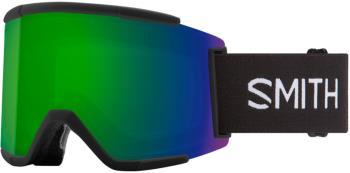 Smith Squad XL CP Sun Green Mirror Snowboard/Ski Goggles M/L Black