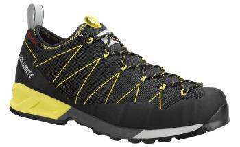 Dolomite Crodarossa Hiking/Walking Shoes, UK 10.5 Black/Lime Green