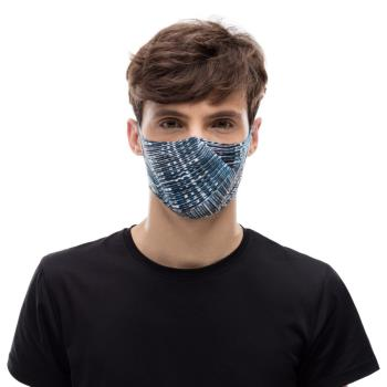 Buff Filter Protective Reusable Face Mask, One Size Blue Bay