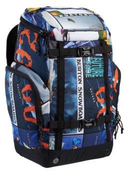 Burton Booter Pack Ski/Snowboard Travel Boot Bag 40L Catalog Collage